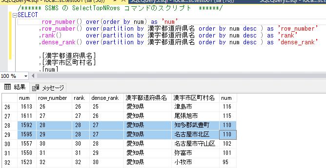 row_numberの図解説明