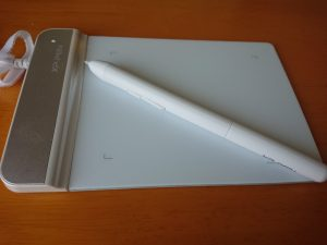 StarG430Sと専用ペンこの専用ペンは電池不要です!
